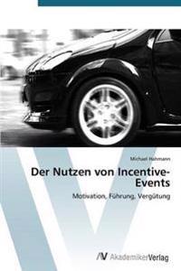 Der Nutzen Von Incentive-Events