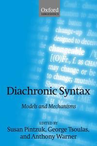 Diachronic Syntax