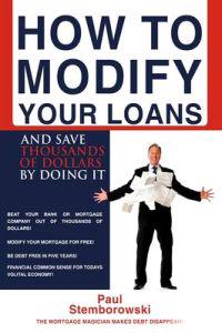 How to Modify Your Loans