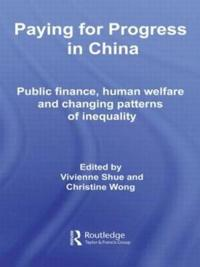 Paying for Progress in China