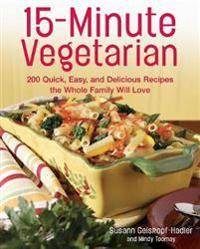 15-Minute Vegetarian