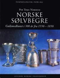 Norske sølvbegre - Per Terje Norheim   Inprintwriters.org