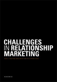 Challenges in relationship marketing