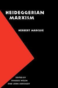 Heideggerian Marxism