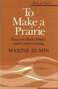 To Make a Prairie