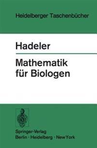 Mathematik fur Biologen