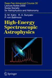 High-Energy Spectroscopic Astrophysics