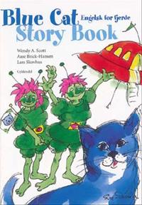 Blue Cat-Story book