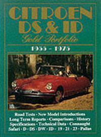 Citroen DS & ID, 1955-1975