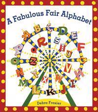 A Fabulous Fair Alphabet - Debra Frasier - böcker (9781416998174)     Bokhandel