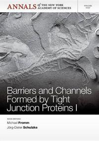 Barriers and Channels Formed by Tight Junction Proteins I, Volume 1257