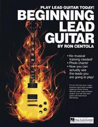 Beginning Lead Guitar