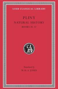 Natural History, Volume VIII: Books 28-32
