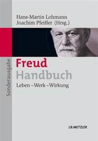 Freud-Handbuch: Leben - Werk - Wirkung