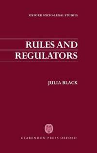 Rules and Regulators