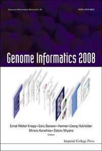 Genome Informatics 2008