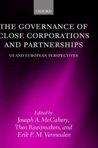 The Governance of Close Corporations and Partnerships