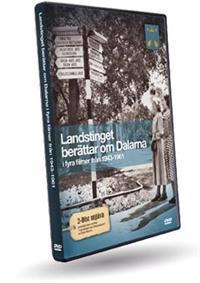 Landstinget berättar om Dalarna -  pdf epub