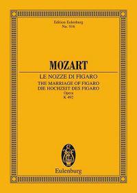 Le Nozze Di Figaro/The Marriage Of Figaro/Die Hochzeit Des Figaro, Opera K 492