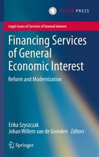 Financing Services of General Economic Interest