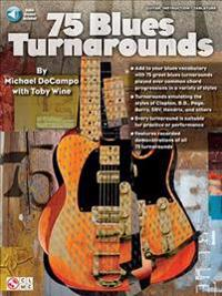 75 Blues Turnarounds [With CD (Audio)]