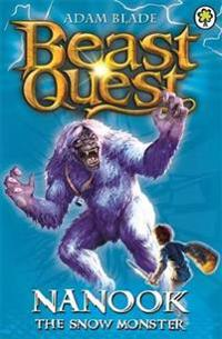 Beast quest: nanook the snow monster - series 1 book 5