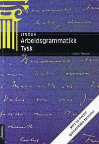 Arbeidsgrammatikk - tysk