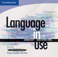 Language in Use Upper Intermediate Class Audio CDs (2)