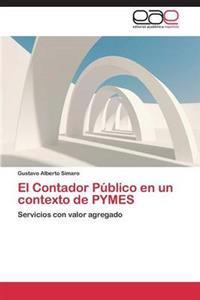 El Contador Publico En Un Contexto de Pymes