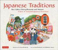 Japanese Traditions - Willamarie Moore - böcker (9784805310892)     Bokhandel