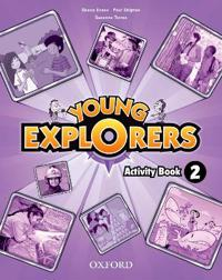 Young Explorers: Level 2: Activity Book