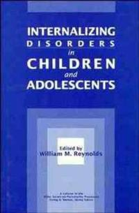 Internalizing Disorders in Children and Adolescents