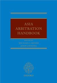 Asia Arbitration Handbook