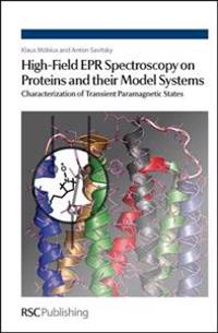 High-Field EPR Spectroscopy on Proteins and Their Model Systems