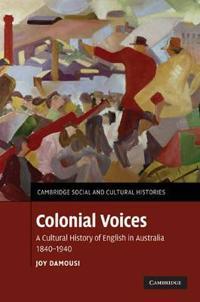 Cambridge Social and Cultural Histories
