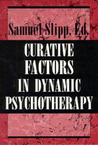 Curative Factors in Dynamic Psychotherapy