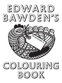 Edward Bawden Colouring Book