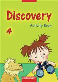 Discovery 4. Activity Book
