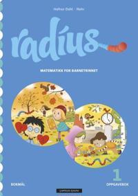 Radius 1 - Hanne Hafnor Dahl, May-Else Nohr | Inprintwriters.org