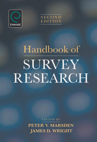 Handbook of Survey Research