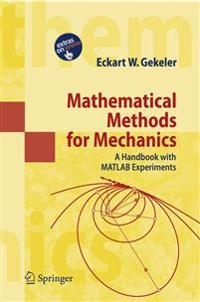 Mathematical Methods for Mechanics
