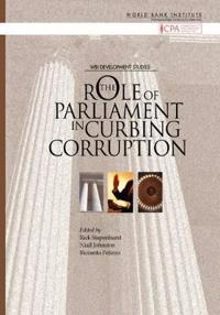 The Role of Parliament in Curbing Corruption