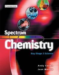 Spectrum Chemistry Class Book