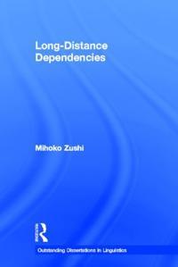 Long-Distance Dependencies