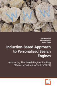 Induction-based Approach to Personalized Search Engines