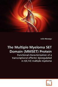 The Multiple Myeloma Set Domain (Mmset) Protein