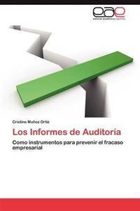 Los Informes de Auditoria