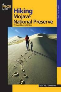Hiking Mojave National Preserve