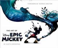 The Art of Disney Epic Mickey