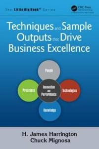 Techniques and Sample Outputs That Drive Business Excellence